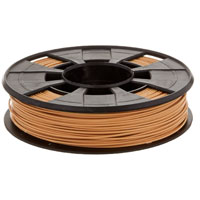 MakerBot Large 1.75mm Light Brown PLA 3D Printer Filament - 0.9kg Spool (2 lbs)