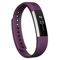 FitBit Small Classic Band for Alta Fitness Tracker - Plum