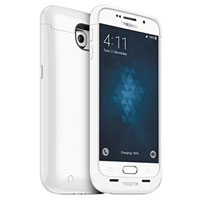 Mophie Juice Pack for Galaxy S6 - White