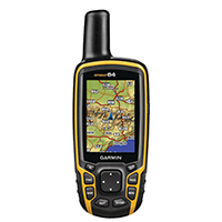 Garmin Handheld GPS - Yellow