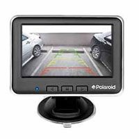 "Polaroid Back-up Dash Camera 4.3"" Screen"