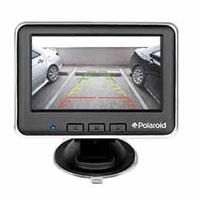 "Polaroid Back-up Dash Camera 4.3"" Screen"