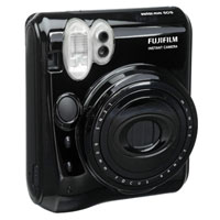 Fujifilm Instax Mini 50S Instant Camera - Black