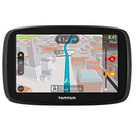 "Tom Tom GO 50S 5"" Automotive GPS w/ Lifetime Maps"