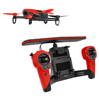 Parrot Bebop Quadcopter with Sky Controller