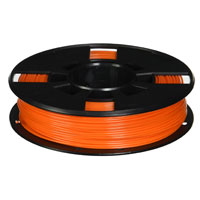 MakerBot Large 1.75mm True Orange PLA 3D Printer Filament - 0.9kg Spool (2 lbs)