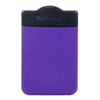 Mibutton Phone Pocket - Purple