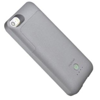 Mobee Technology Magic Battery Case for iPhone 5/5S - Gray