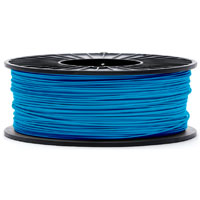 MakerBot Small 1.75mm Ocean Blue PLA 3D Printer Filament - 0.2kg Spool (0.5 lbs)