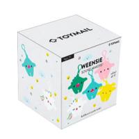 Toymail Weensie Keychain - Blind Box