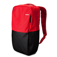 "InCase Staple Backpack Fits Screens up to 15"" - Red/ Black"