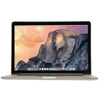 "Apple MacBook Pro with Touch Bar FLH32LL/A 15.4"" Laptop Computer Apple Certified Refurbished - Space Gray"