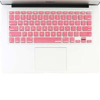 iBenzer Macaron Keyboard Cover for MacBook Pro - Pink