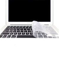 iBenzer Macaron Keyboard Cover for MacBook Pro - Clear
