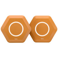 Luma. Orange AC1300 Dual-Band Gigabit Home WiFi System - 2 Pack
