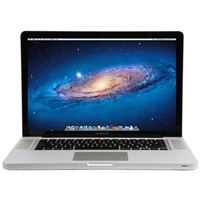 """Apple MacBook Pro MD103LL/A 15.4"""" Laptop Computer Pre-Owned - Silver"""
