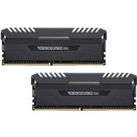 Corsair Vengeance RGB 16GB 2 x 8GB DDR4-3000 PC4-24000 CL16 Dual Channel Desktop Memory Kit