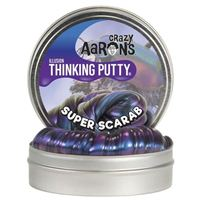 Crazy Aaron Super Scarab Illusion Thinking Putty