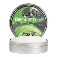 Crazy Aaron Krypton Glow Thinking Putty