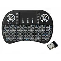 Inland Wireless Smart TV Keyboard Remote