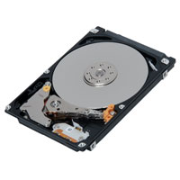 "Toshiba MQ01ABD-V 320GB 5400RPM SATA II 3Gb/s 2.5"" Internal Hard Drive Refurbished"