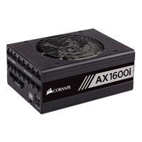 Corsair AX1600i 1600 Watt 80 Plus Titanium ATX Fully Modular Power Supply
