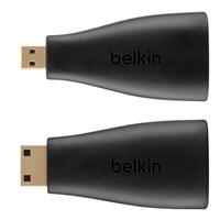 Belkin HDMI Adapter Kit - Black