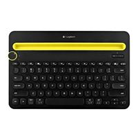 Logitech Bluetooth Multi-Device Keyboard K480 (Refurbished)