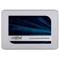 "Crucial MX500 1TB 3D TLC NAND SATA III 6Gb/s 2.5"" Internal Solid State Drive"