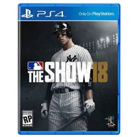 Sony MLB 18 The Show (PS4)