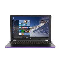 "HP 15-bw072nr 15.6"" Laptop Computer Refurbished - Purple"