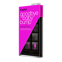 Fitbug Kiqplan Goodbye Baby Bump Digital Coach Plan