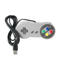 MCM Electronics Retro SNES Style USB Video Game Controller