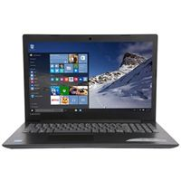 "Lenovo IdeaPad 320 15 15.6"" Laptop Computer - Black"