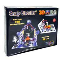 Elenco Snap Circuits 3D MEG