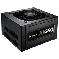 Corsair Professional Series AX850 Watt 80 Plus Gold Modular ATX Power Supply Refurbished