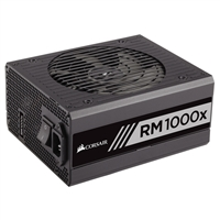Corsair RM1000x 1000 Watts 80 Plus Gold Modular ATX Power Supply Refurbished