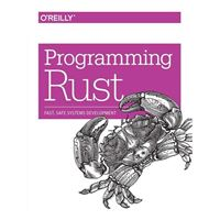 O'Reilly PROGRAMMING RUST