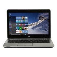 "HP EliteBook 840 G1 14.0"" Laptop Computer Refurbished - Black"