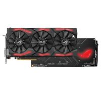 ASUS ROG Strix RX Vega 56 Gaming Overclocked Triple-Fan 8GB HBM2 PCIe Video Card