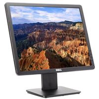 "Dell E1715SC 17"" SXGA 60Hz VGA DP LED Monitor Refurbished"