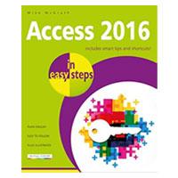 PGW ACCESS 2016 IN EASY STEPS