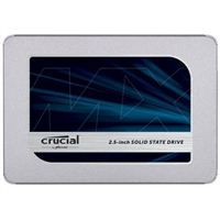 "Crucial MX500 250GB 3D TLC NAND SATA III 6Gb/s 2.5"" Internal Solid State Drive"