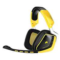 Corsair VOID Wireless Special Edition Gaming Headset - Yellow - Refurbished