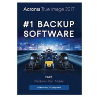 Acronis True Image 2017 - 3 Computers