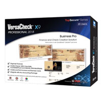 VersaCheck X9 Professional 2017