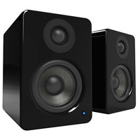 Kanto Living YU2 Powered Desktop Speakers (Glossy Black)