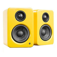 Kanto Desktop Speakers (Matte Yellow)