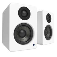 Kanto Living YU2 Powered Desktop Speakers (Matte White)