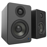 Kanto Living YU2 Powered Desktop Speakers (Matte Black)